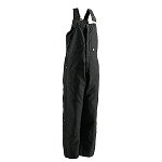 INSULATED BIB OVERALL (BLACK)