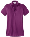 Ladies Supervisor Jacquard Polo