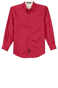 Men's Red Alternate L/S - S608