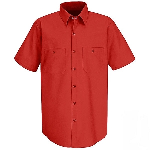 Men's RED SP24 S/S Shirt