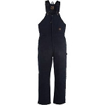 INSULATED BIB OVERALL (NAVY BLUE)